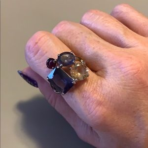 EUC Fashion Ring Size 10